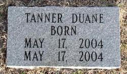 Tanner Duane Born
