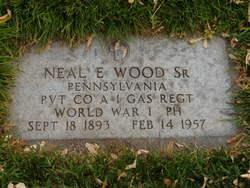 Neal Elsworth Wood, Sr