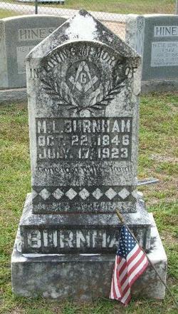 Marion L Burnham