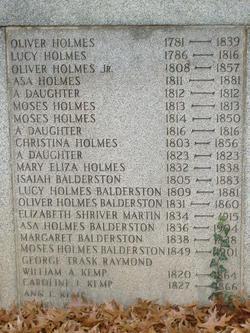Lucy <I>Holmes</I> Balderston