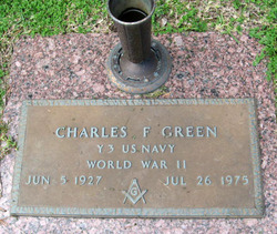 Charles F. Green