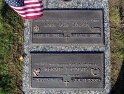"Emil Harry ""Bud"" Colvin"