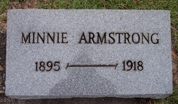 Minnie Armstrong