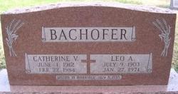 Catherine V <I>Pickering</I> Bachofer