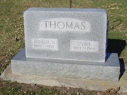 Cyril Thomas