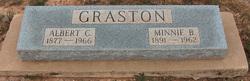 Minnie Beatrice <I>Teagarden</I> Graston