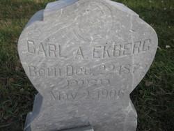 Carl A. Ekberg