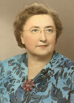 Ida Beatrice <I>Young</I> Adams