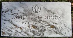 James Lee Haddock, Sr
