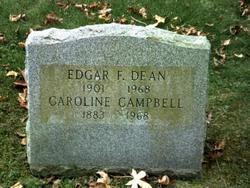 Caroline <I>Campbell</I> Dean