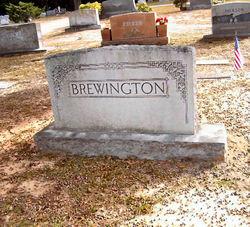 "Alonzo Laverne ""Red"" Brewington"