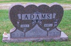 Jack D Adams