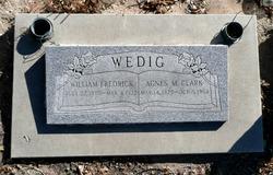 William Fredrick Wedig