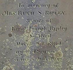 Ruth S <I>Ring</I> Ripley