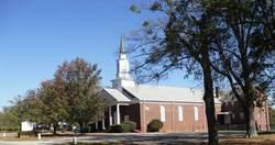 Grove Station Baptist Church Cemetery