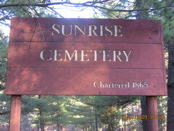 Sunrise Cemetery
