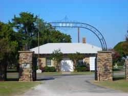 Hope Cemetery Caretaker Brad Corley