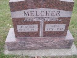 Theresa <I>Huseman</I> Melcher