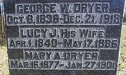 Lucy Jane <I>McCord</I> Dryer