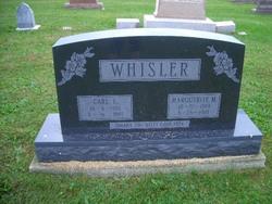 Marguerite M. <I>Dodson</I> Whisler