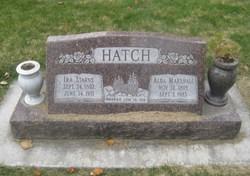 Alba <I>Marshall</I> Hatch