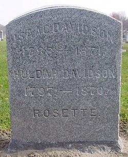 Rosette Davidson