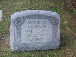Annie A <I>Campsen</I> Ravenel