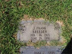 James Franklin Breeden