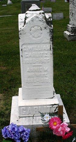 Annie Missouri <I>Robison</I> Garlitz