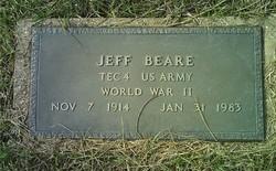 Jeff Beare