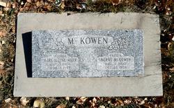 Mary Ileene <I>Warr</I> Mckowen