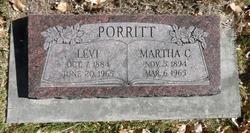 Levi Porritt