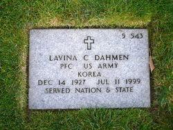 Lavina Chamberlain Dahmen