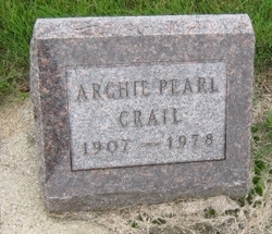 Archie Pearl Crail