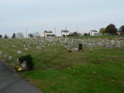 Ironville Methodist Church Cemetery