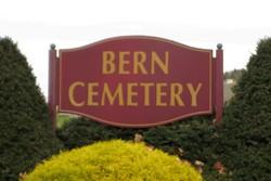 Bern Cemetery