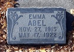 Emma Abel