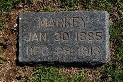 "Marker L ""Markey"" Batson"