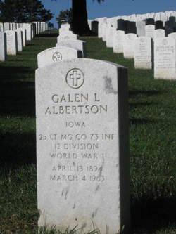 Galen L Albertson