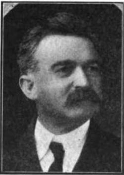 Rev Henry Stirling McCall