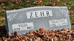 Valentine L. Zehr, Jr