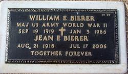 William Everhart Bierer
