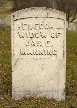 Rebecca Jane <I>Muckey</I> Manning