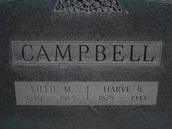 Harve Black Campbell