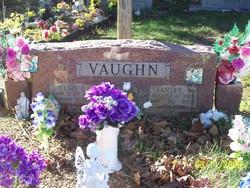 Elsie Irene <I>Pryor</I> Vaughn