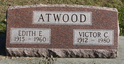 """Victor Charles """"Vic"""" Atwood"""