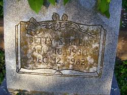 Betty S Klein