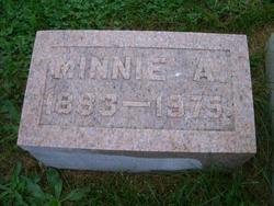 Minnie Alice <I>Whisler</I> Replogle