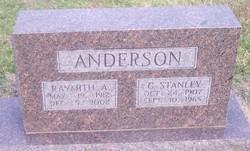 Calvin Stanley Anderson