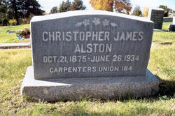 Christopher James Alston